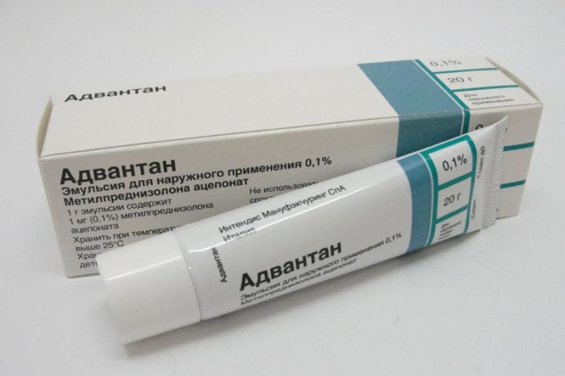 крем адвантан от дерматита