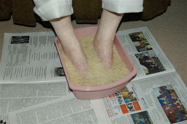 Грибок ног лечение хозяйственным мылом