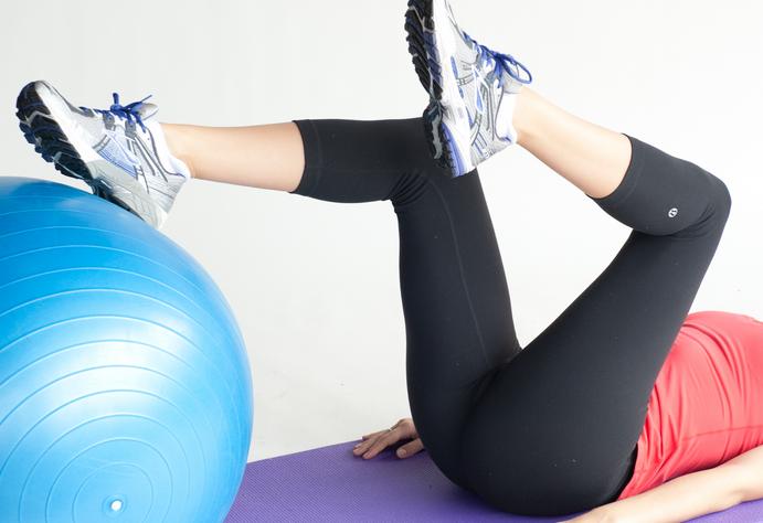 упражнения от сосудистых сеточек на ногах