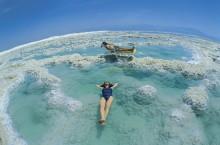Лечение псориаза на море