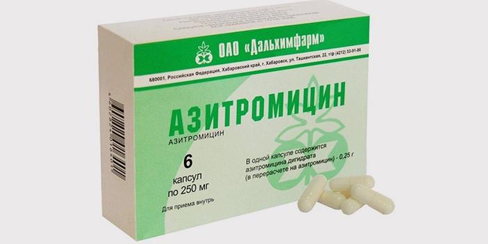 antibiotikov
