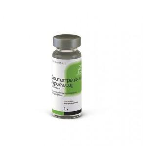 oksitetraciklin