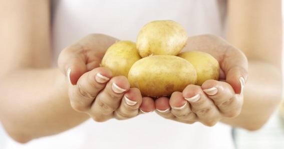 Преимущество маски из картофеля в домашних условиях - качество или экономия