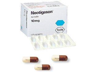 Неотигазон - инструкция по применению