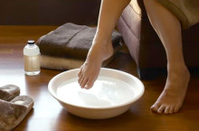 Лечение грибка ногтей на ногах народными средствами: отзывы и рекомендации