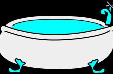 Ванны при псориазе